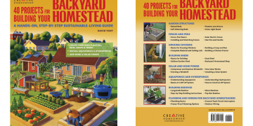 40 Projects for Building Your Backyard Homestead Image