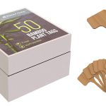 Eco-Friendly Bamboo Plant Labels Image