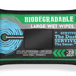 Eco-Friendly Biodegradable Large Wet Wipes Image