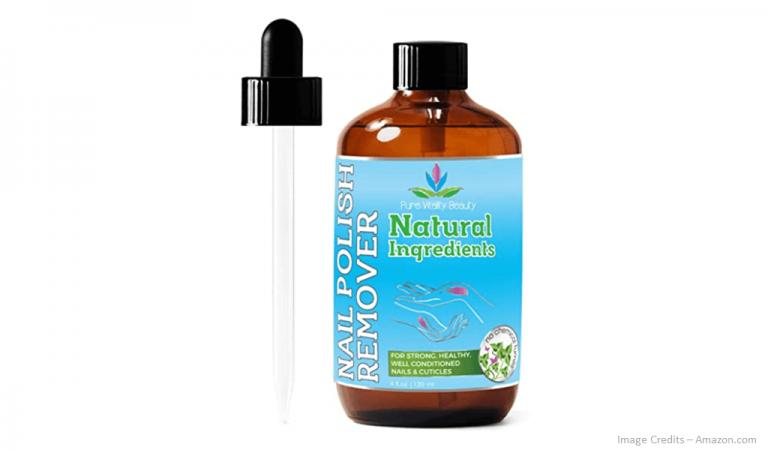 Eco-Friendly Biodegradable Nail Polish Remover Image