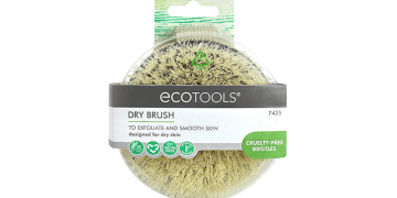 Eco-Friendly Exfoliating Dry Body Brush Image