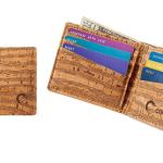 Eco-Friendly Mens Cork Wallet Image