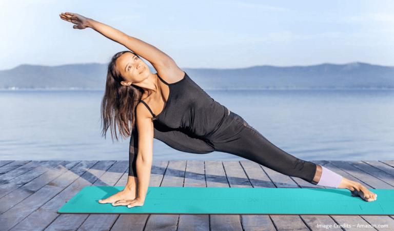 Eco-Friendly Non Slip Yoga Mat Image