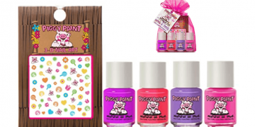 Eco-Friendly Non-Toxic Nail Polish For Kids Image