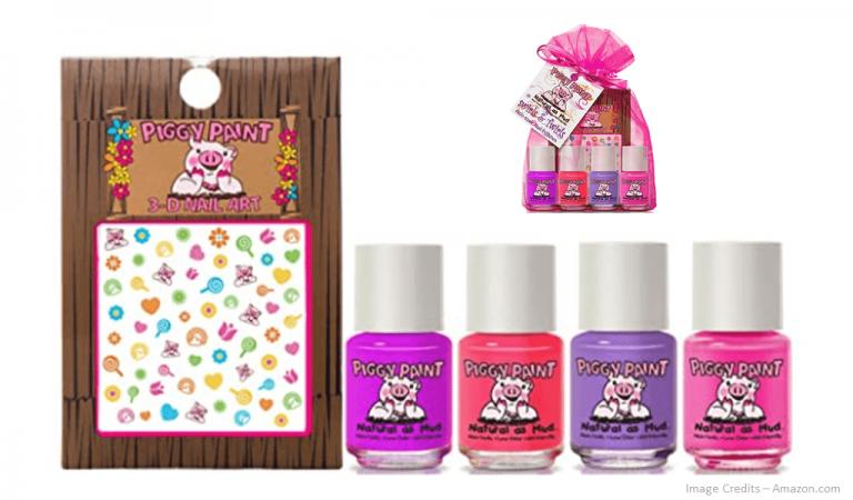 Eco-Friendly Non-Toxic Nail Polish For Kids Image
