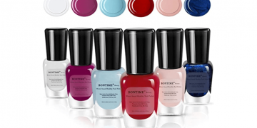 Eco-Friendly Non-Toxic Nail Polish Image