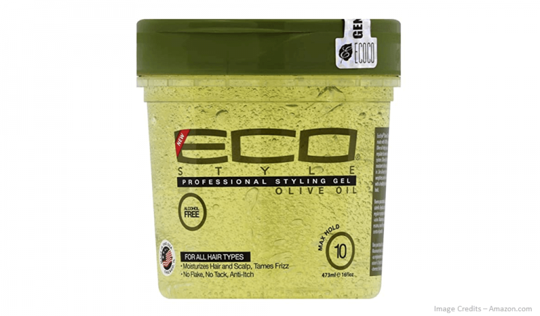 Eco-Friendly Olive Oil Hair Styling Gel Image