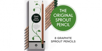 Eco-Friendly Plantable Pencils Image