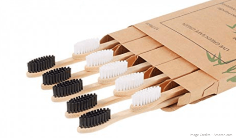 Eco-Friendly Reusable Bamboo Toothbrushes Image