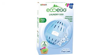 Eco-Friendly Reusable Laundry Egg Image