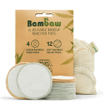 Eco-Friendly Reusable MakeUp Remover Pads Image