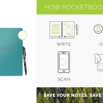 Eco-Friendly Reusable Notebook Image