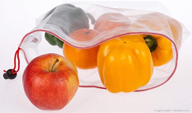 Eco-Friendly Reusable Produce Bags Image
