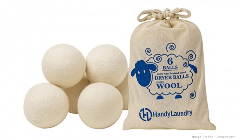 Eco-Friendly Wool Dryer Balls Image