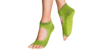 Eco-Friendly Yoga Socks For Women Image