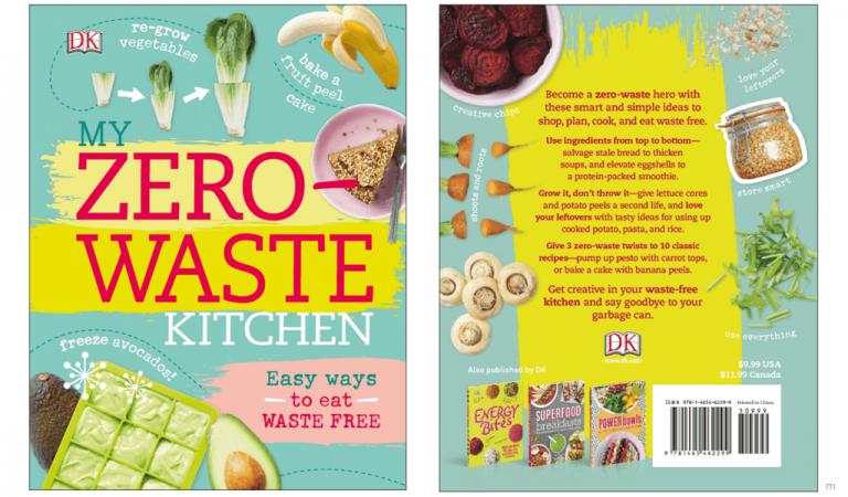 My Zero-Waste Kitchen Easy Ways to Eat Waste Free Image