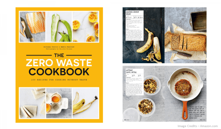 The Zero Waste Cookbook 100 Recipes Image